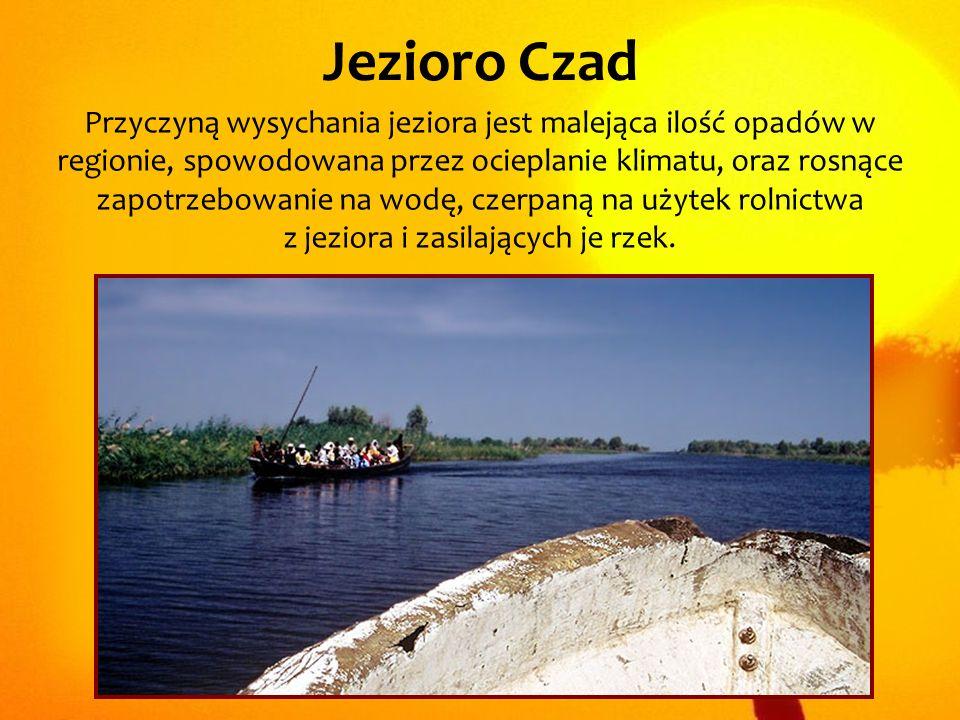 Jezioro Czad