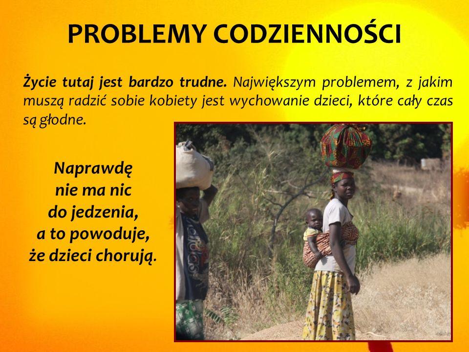 PROBLEMY CODZIENNOŚCI