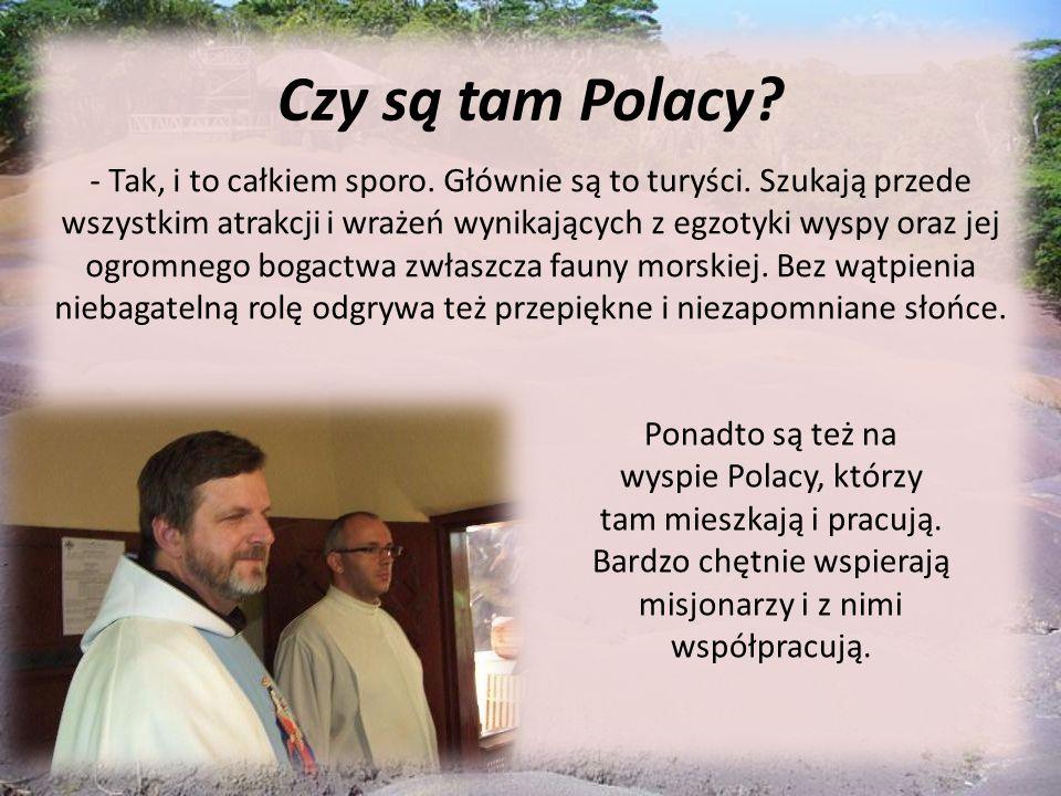 Czy są tam Polacy