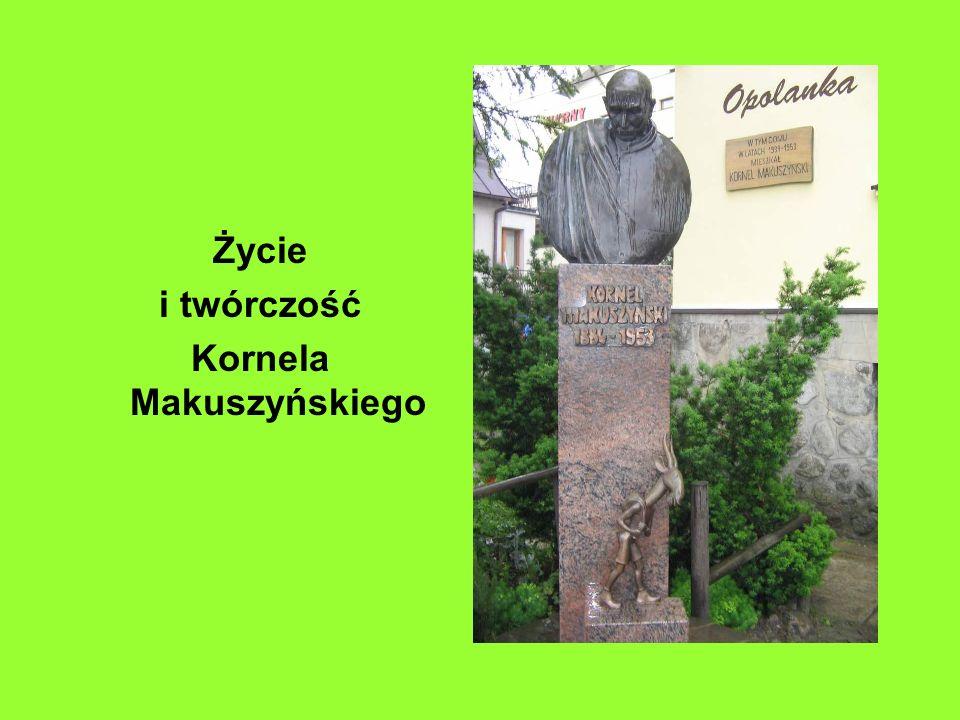 Kornela Makuszyńskiego