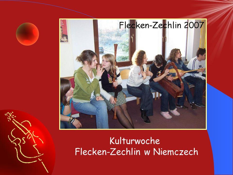 Flecken-Zechlin w Niemczech