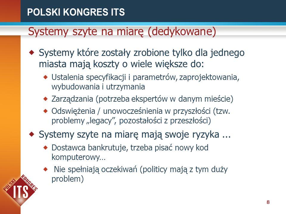 Systemy szyte na miarę (dedykowane)