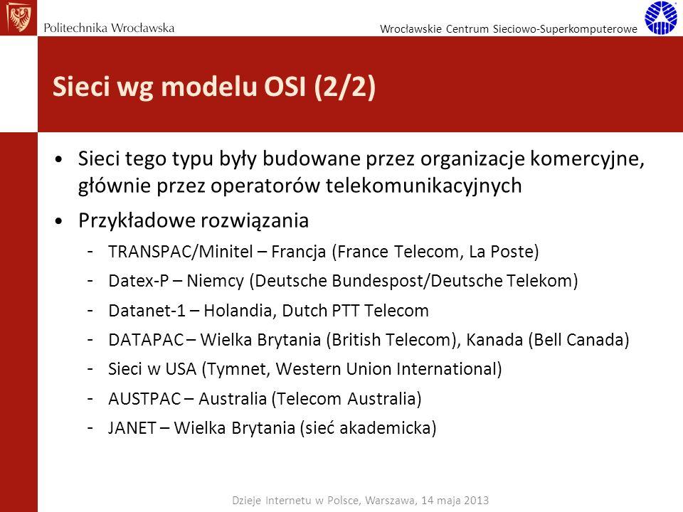 Dzieje Internetu w Polsce, Warszawa, 14 maja 2013