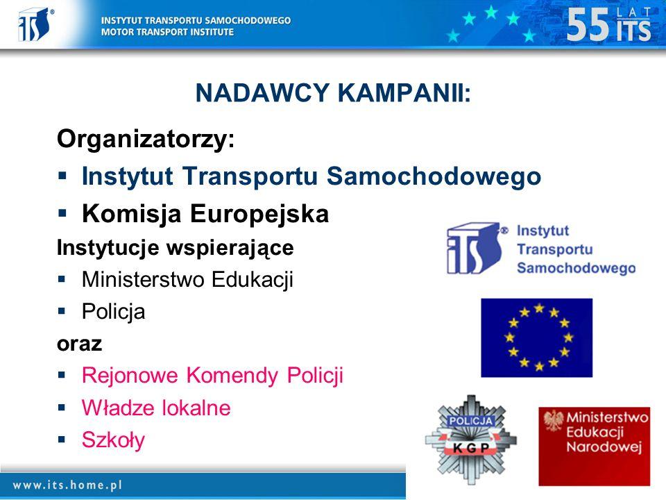 Instytut Transportu Samochodowego Komisja Europejska