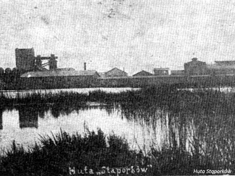 www.staporkow.pl Huta Stąporków