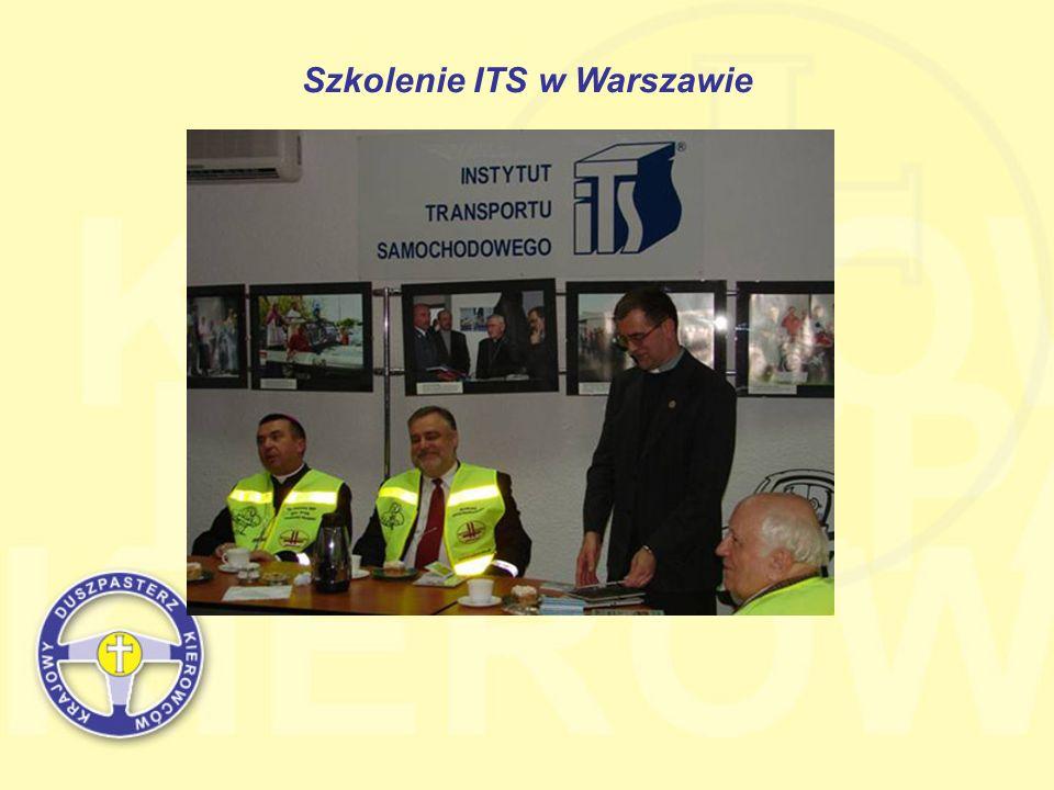 Szkolenie ITS w Warszawie