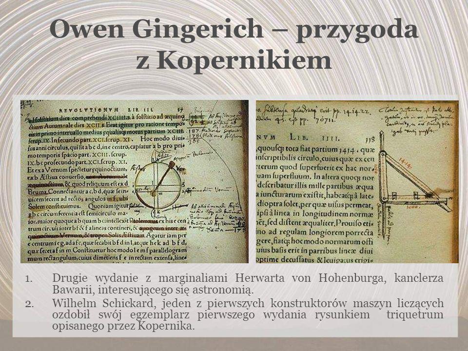 Owen Gingerich – przygoda z Kopernikiem