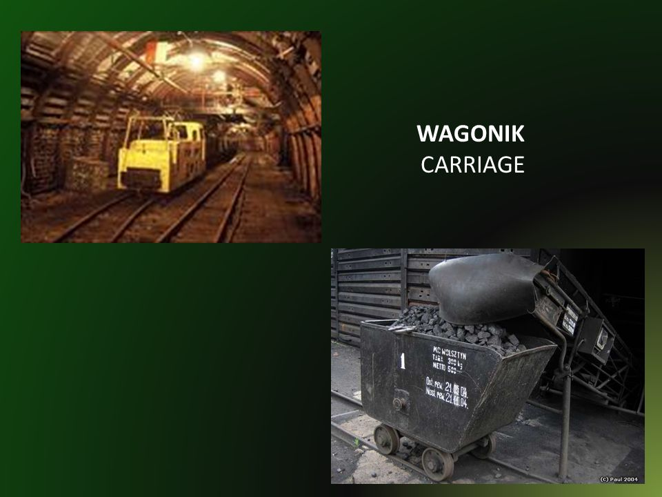 WAGONIK CARRIAGE