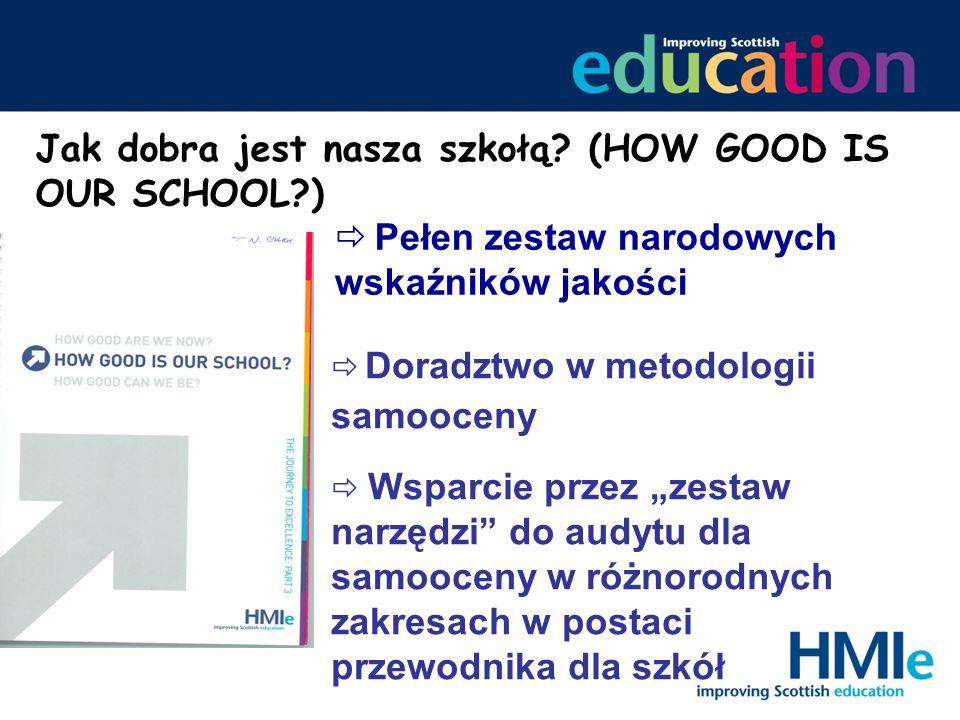 Jak dobra jest nasza szkołą (HOW GOOD IS OUR SCHOOL )