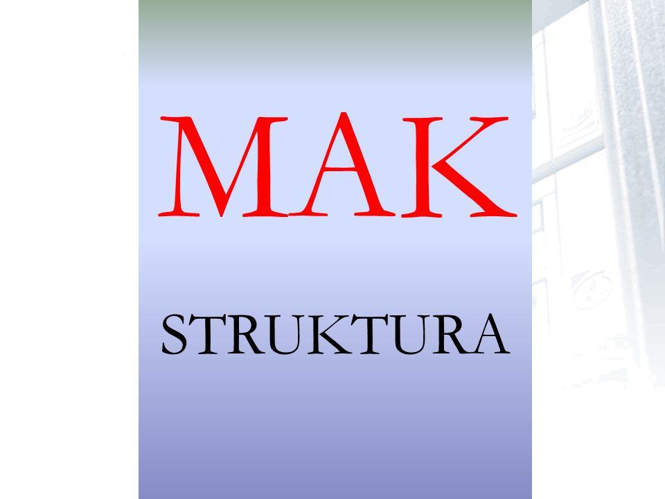 MAK STRUKTURA