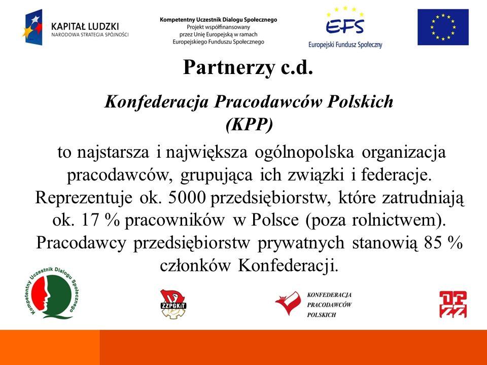 Konfederacja Pracodawców Polskich (KPP)