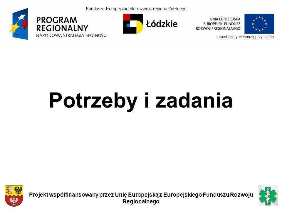 Fundusze Europejskie dla rozwoju regionu łódzkiego