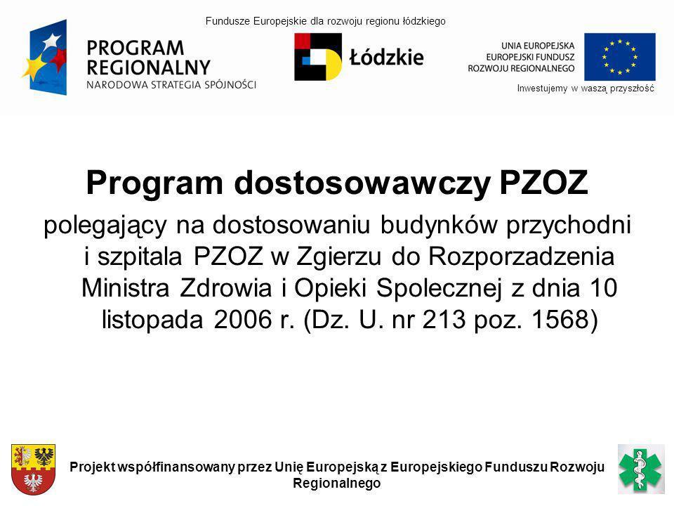 Program dostosowawczy PZOZ