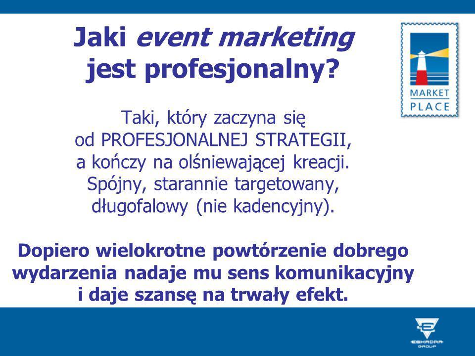 Jaki event marketing jest profesjonalny