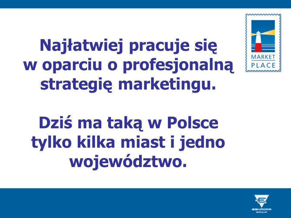 Najłatwiej pracuje się w oparciu o profesjonalną strategię marketingu