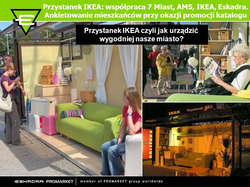Przystanek IKEA czyli jak urządzić wygodniej nasze miasto