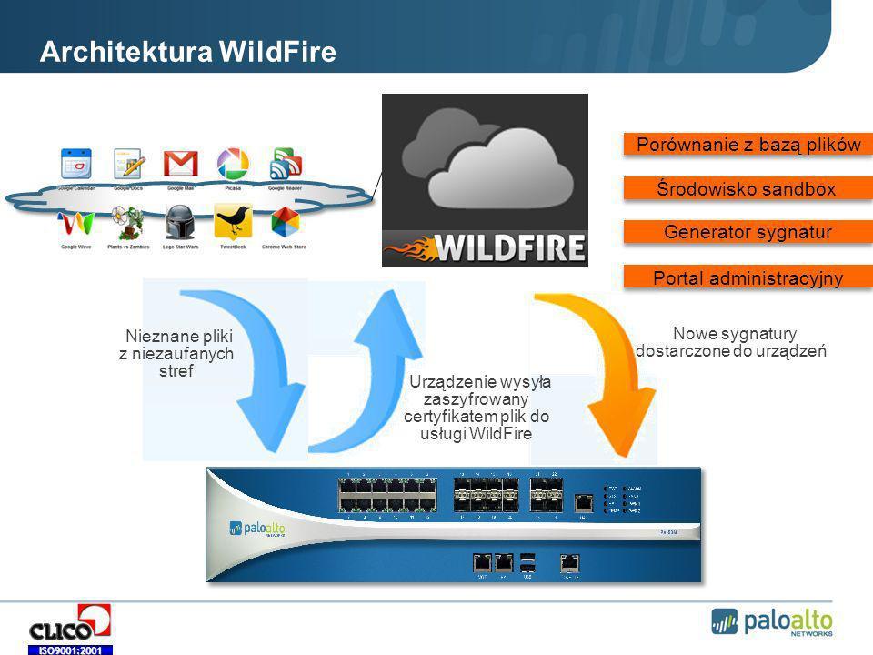 Architektura WildFire