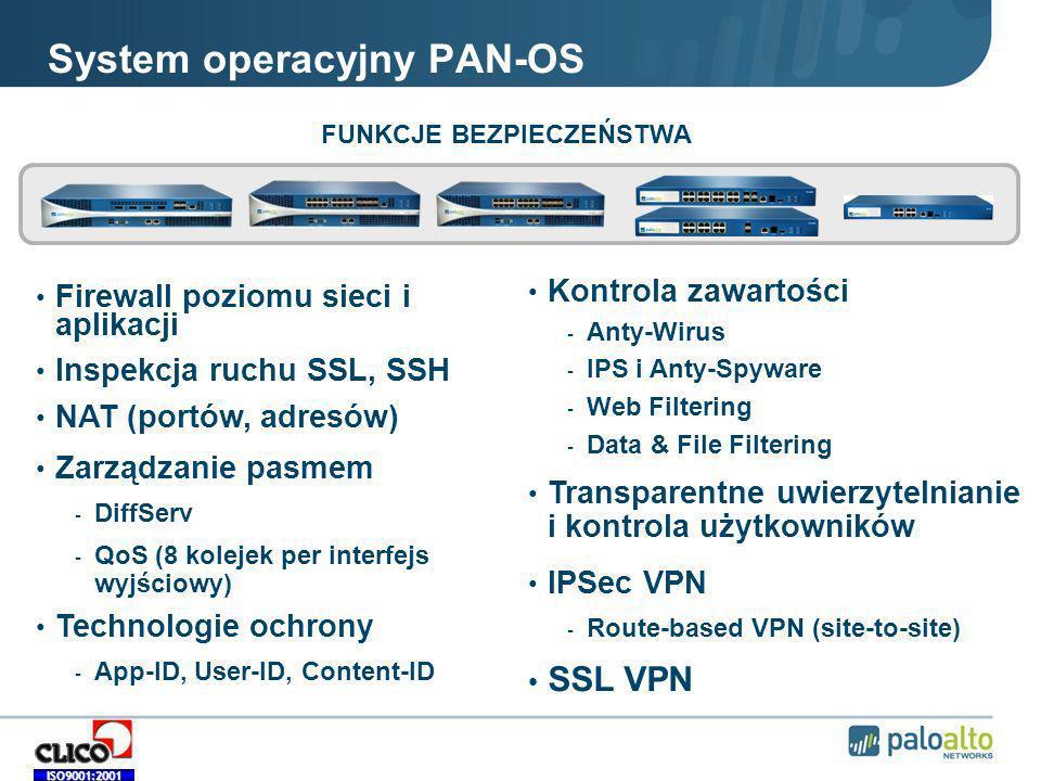 System operacyjny PAN-OS