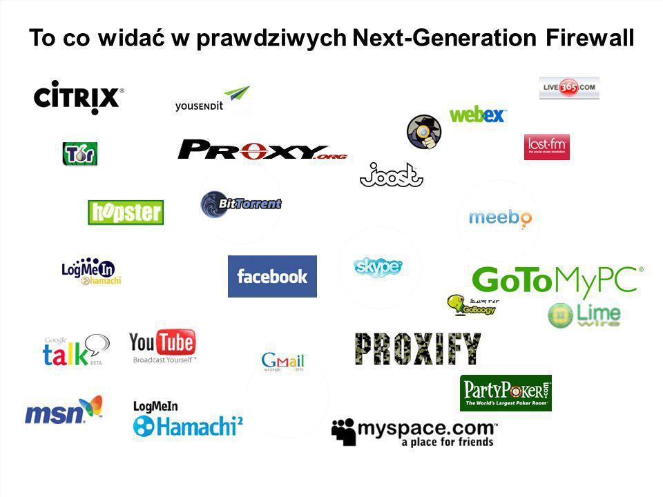 To co widać w prawdziwych Next-Generation Firewall