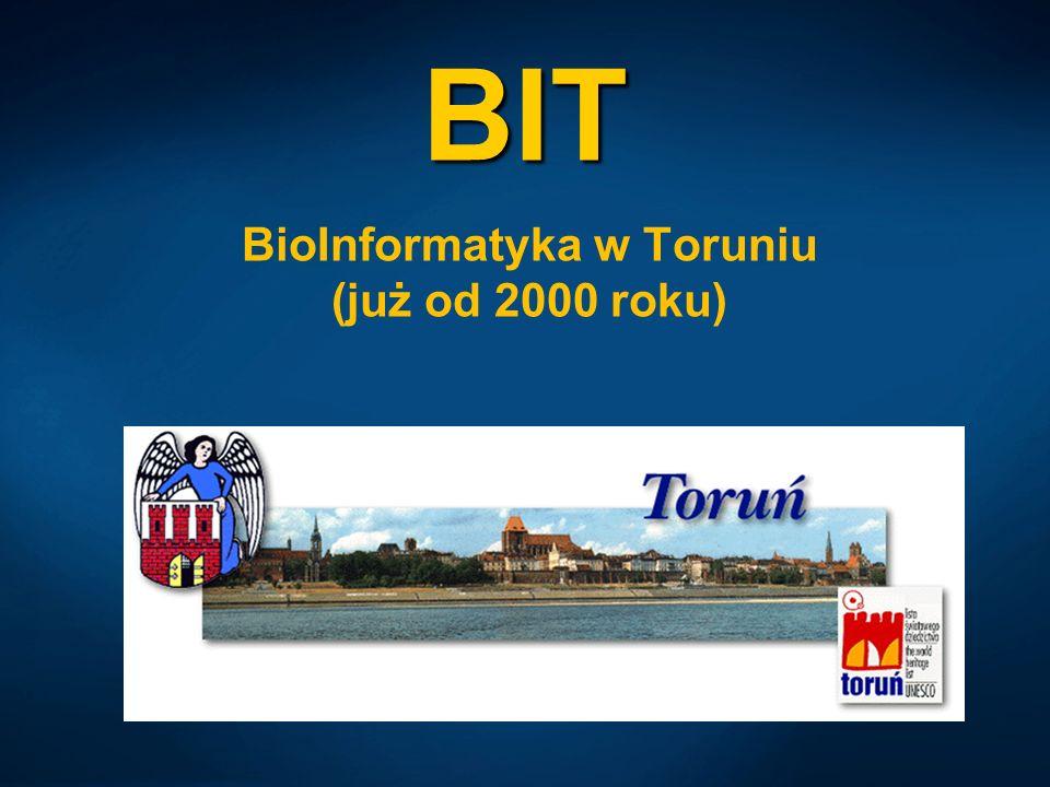 BioInformatyka w Toruniu