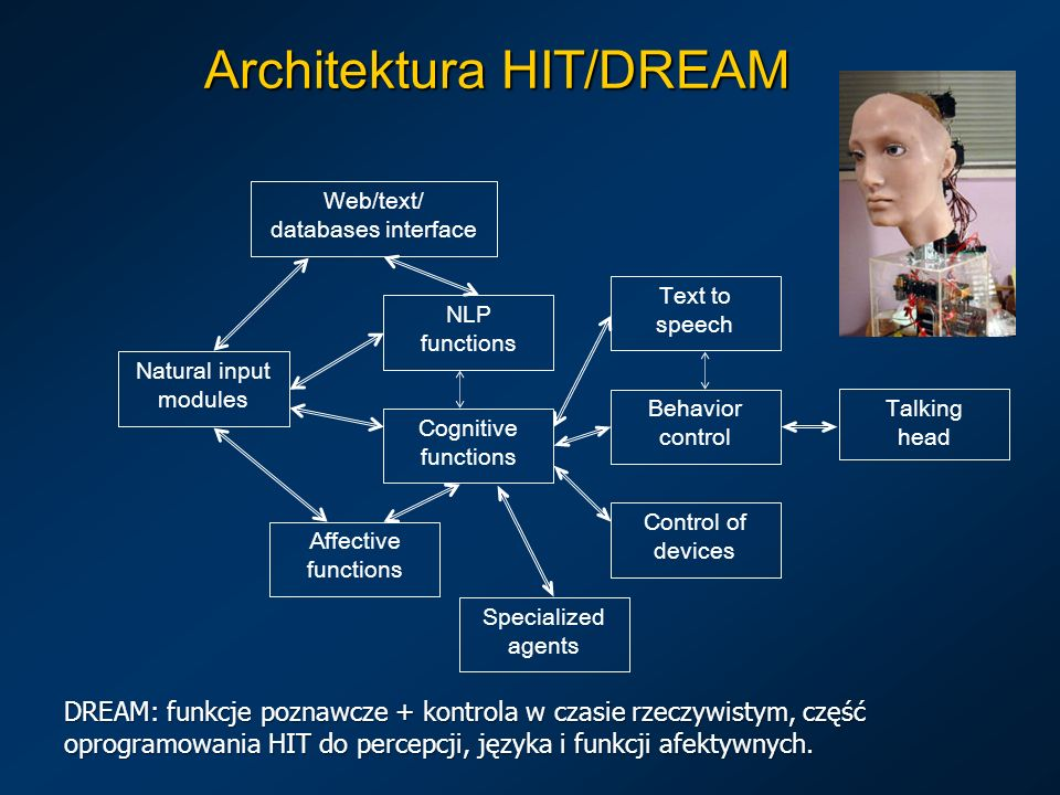 Architektura HIT/DREAM
