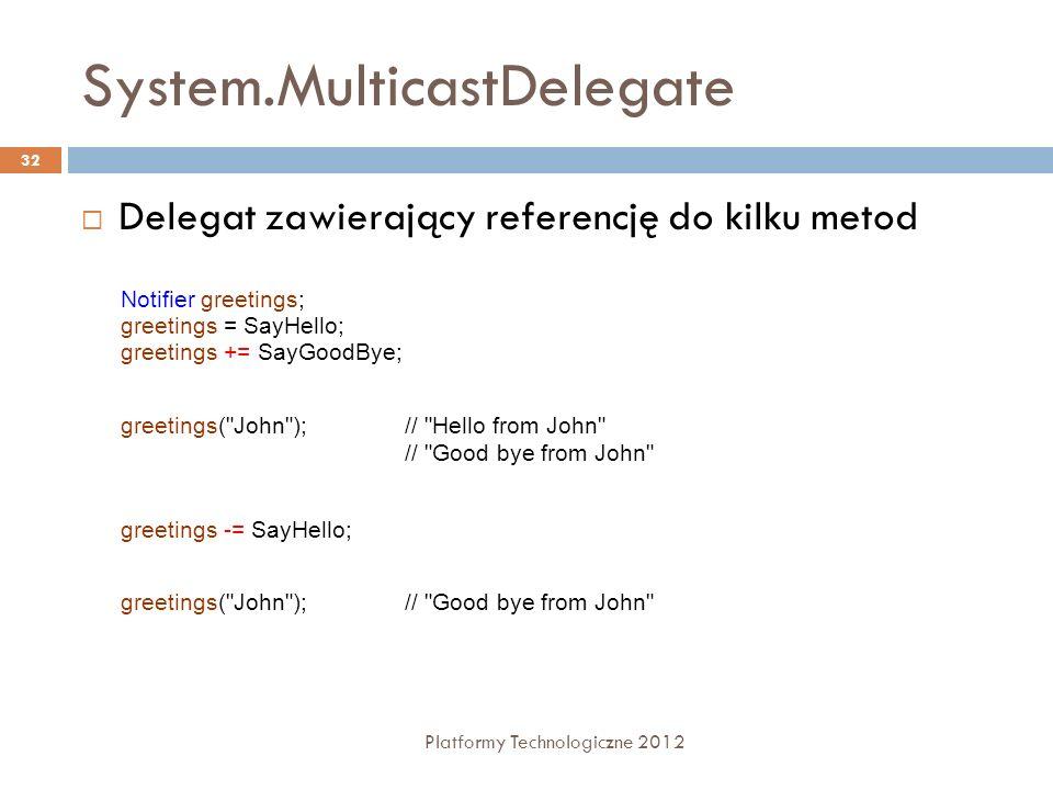 System.MulticastDelegate