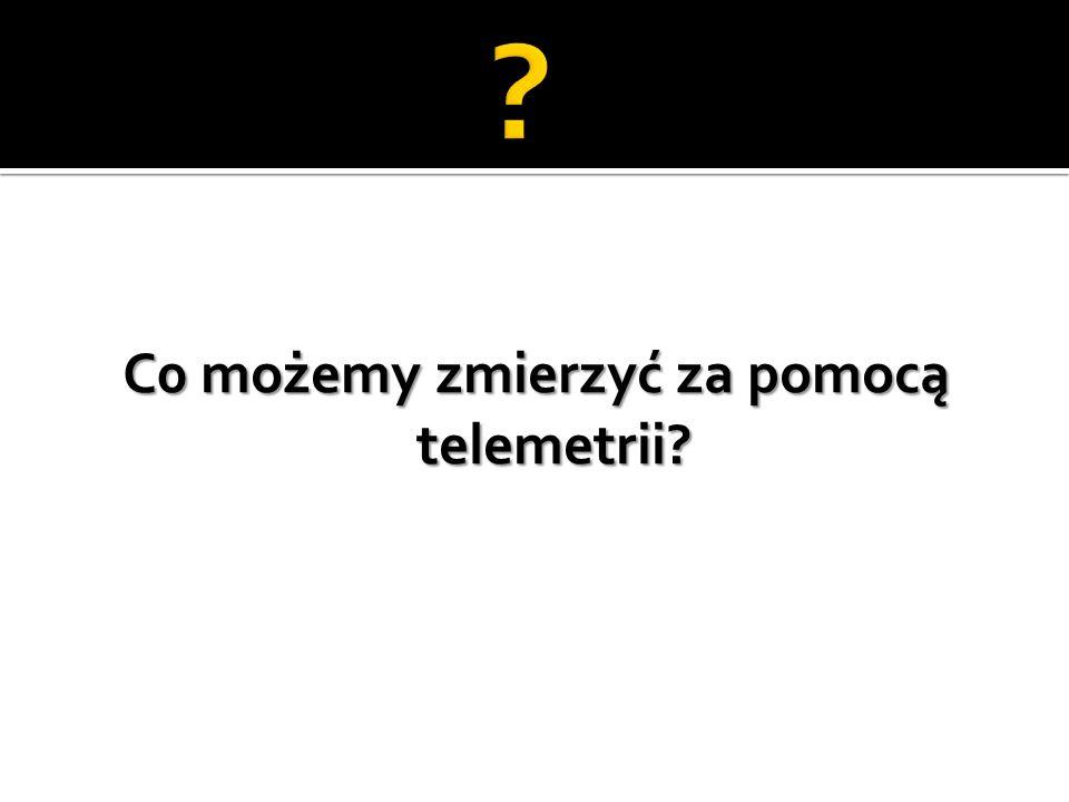 C0 możemy zmierzyć za pomocą telemetrii