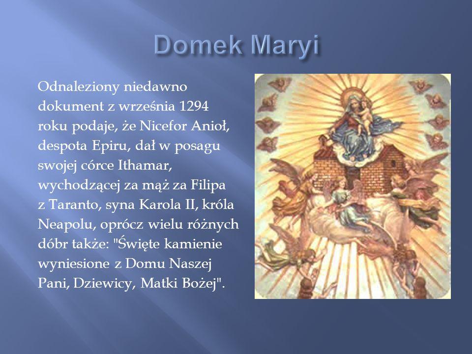 Domek Maryi