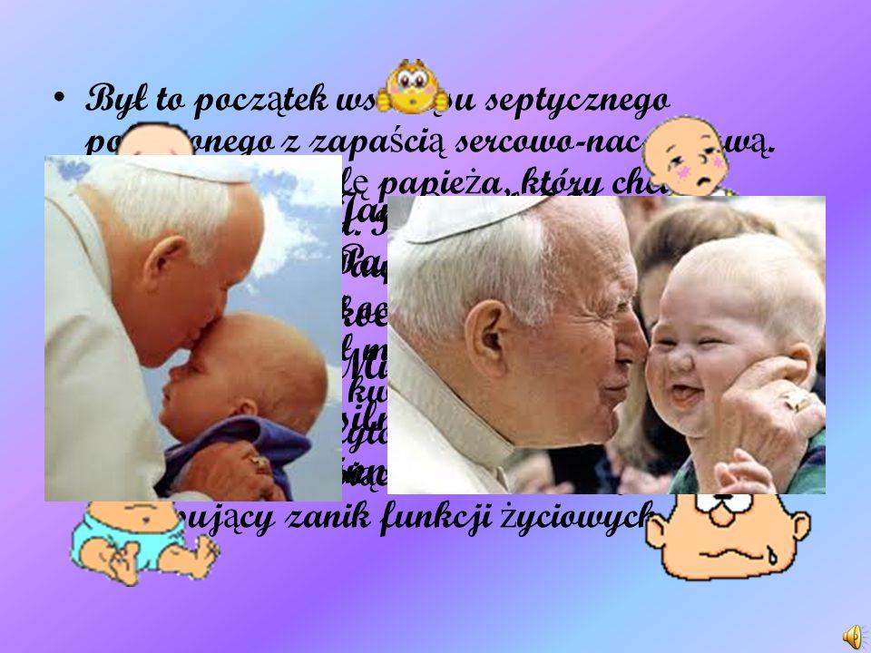 Jan Paweł II. Papież, który kochał dzieci.