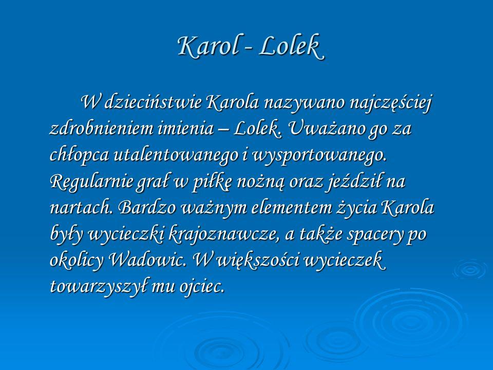 Karol - Lolek