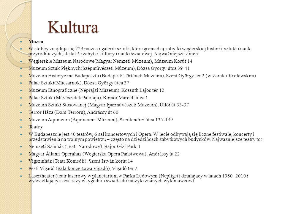 Kultura Muzea.