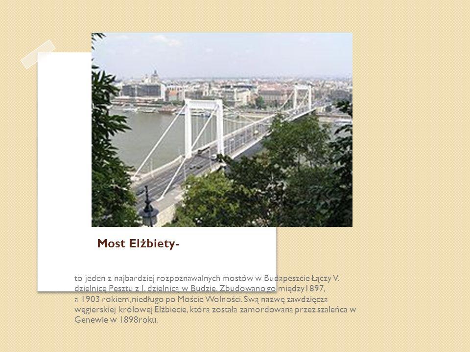 Most Elżbiety-
