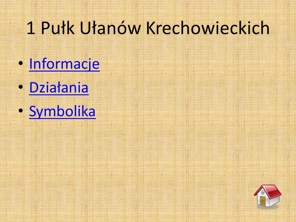 1 Pułk Ułanów Krechowieckich