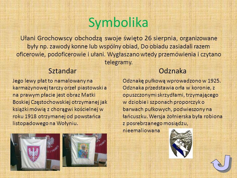 Symbolika Sztandar Odznaka