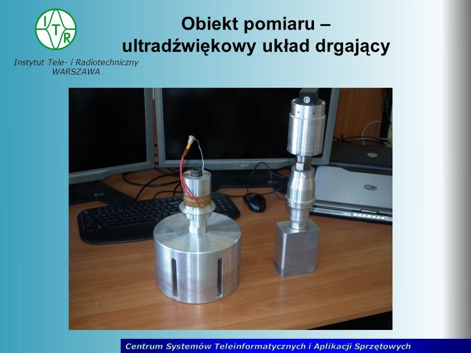 ultradźwiękowy układ drgający