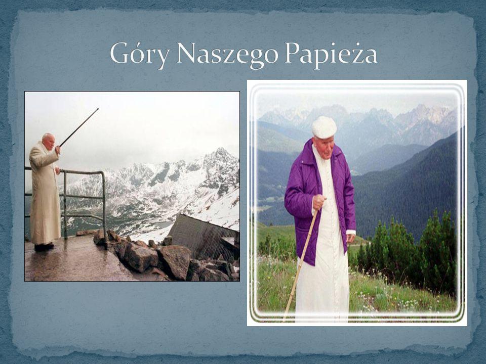 Góry Naszego Papieża