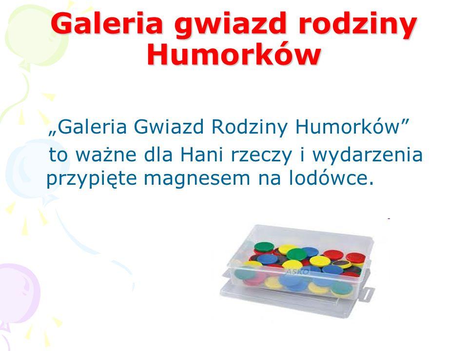 Galeria gwiazd rodziny Humorków
