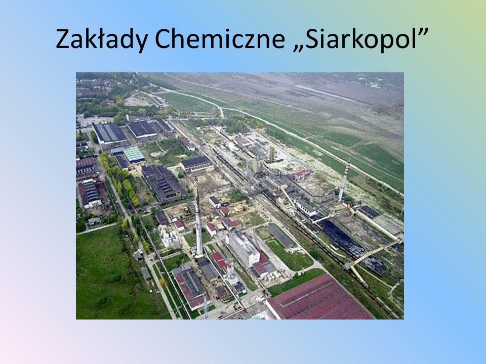 """Zakłady Chemiczne """"Siarkopol"""