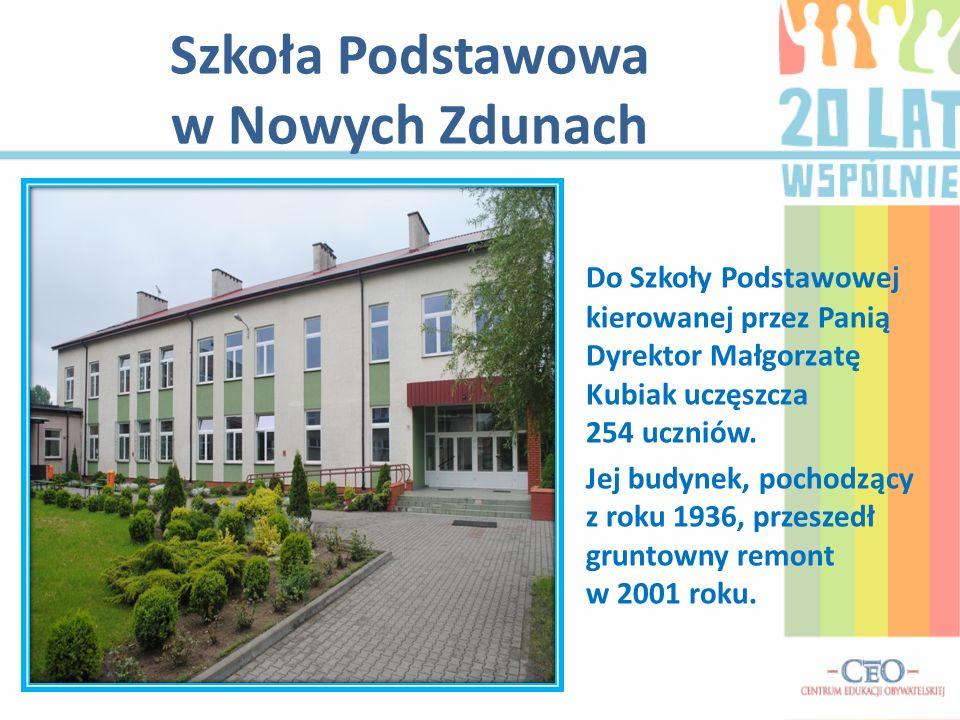 Szkoła Podstawowa w Nowych Zdunach