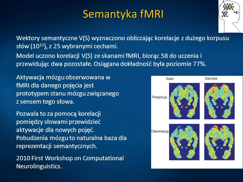 Semantyka fMRI