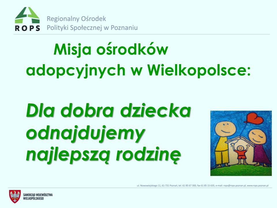 Misja ośrodków adopcyjnych w Wielkopolsce: Dla dobra dziecka odnajdujemy najlepszą rodzinę