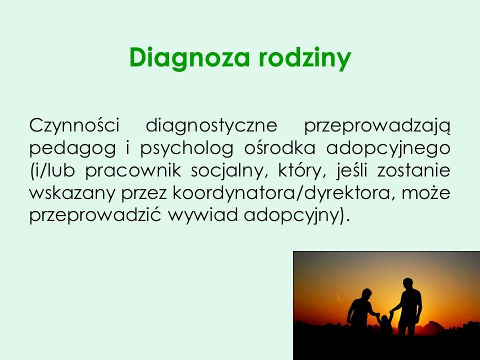 Diagnoza rodziny
