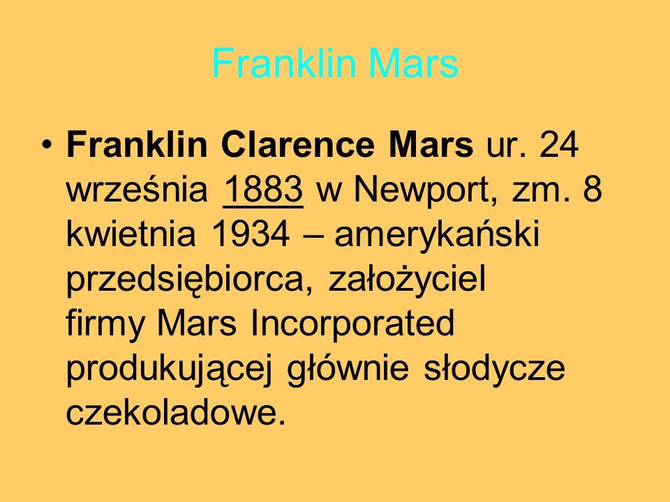 Franklin Mars