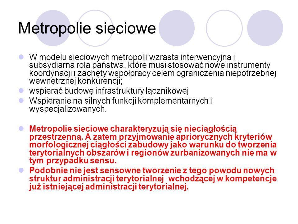 Metropolie sieciowe