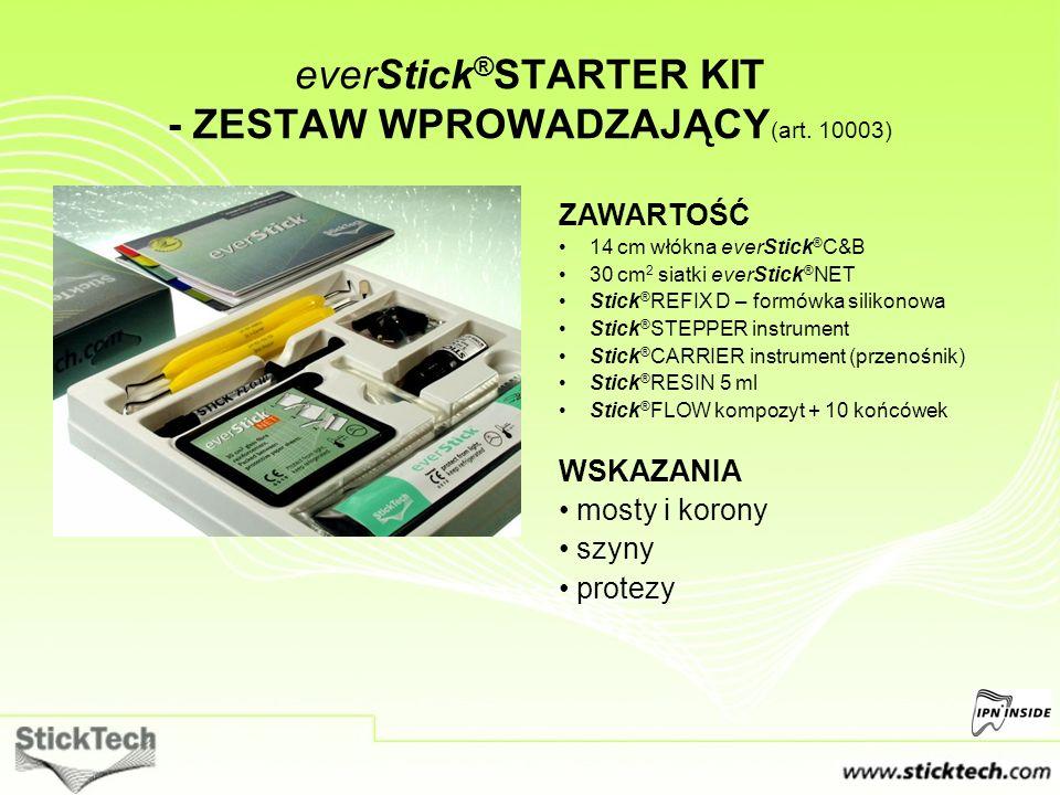 everStick®STARTER KIT - ZESTAW WPROWADZAJĄCY(art. 10003)