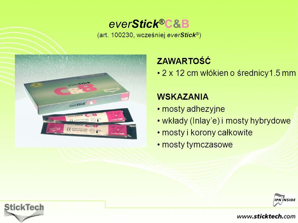 everStick®C&B (art. 100230, wcześniej everStick®)