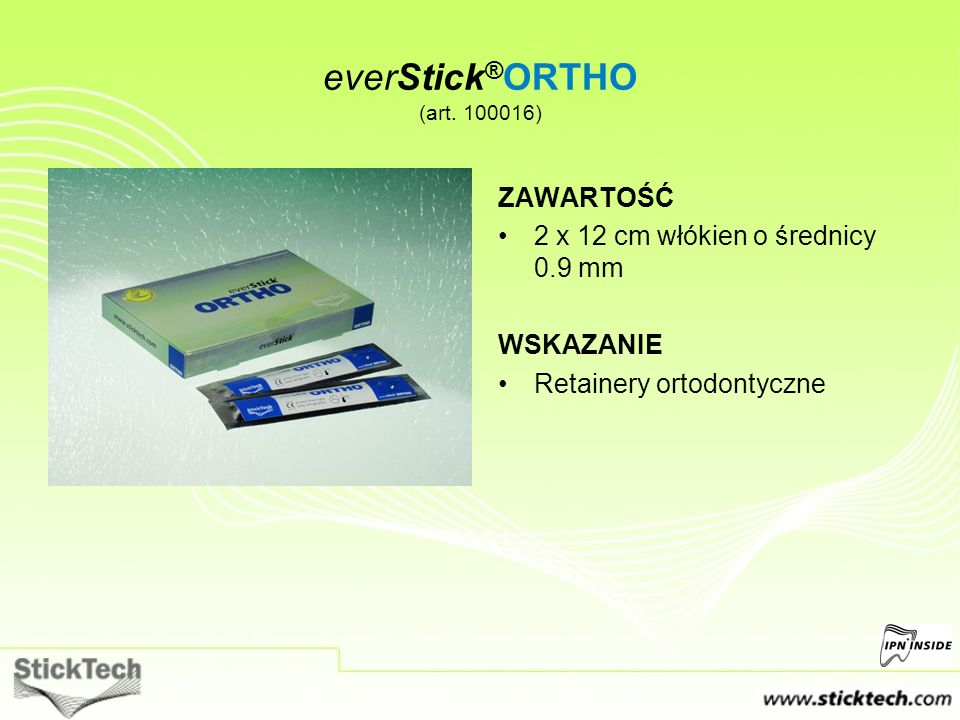everStick®ORTHO (art. 100016)