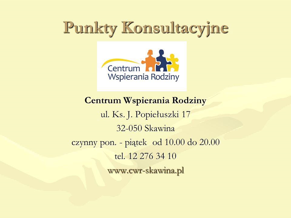 Centrum Wspierania Rodziny