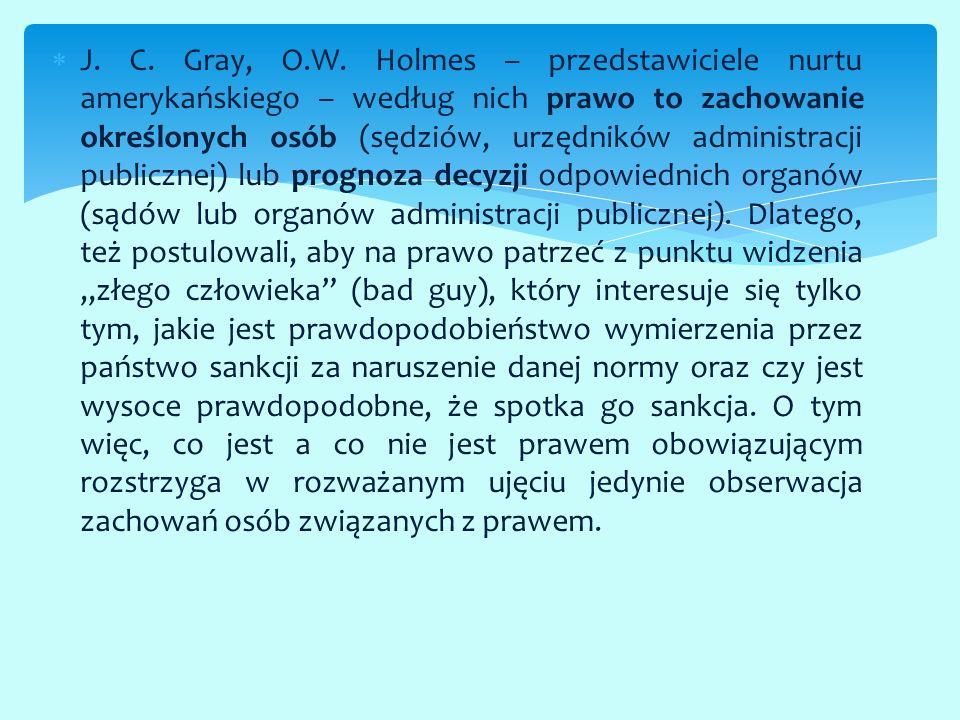 J. C. Gray, O.W.