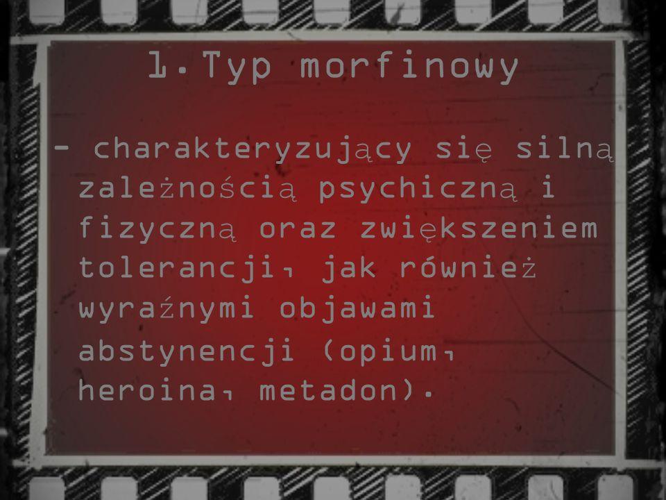Typ morfinowy